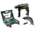BOSCH Hobby-Werkzeug-Set, 3-tlg.