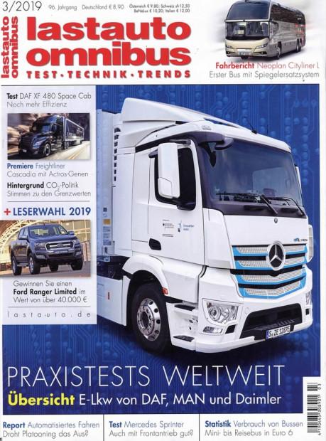 lastauto omnibus im Abo - aktuelles Zeitschriftencover