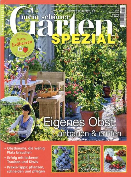 Mein schöner Garten Spezial im Abo - aktuelles Zeitschriftencover