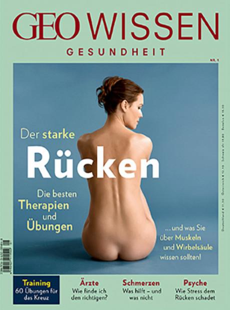 Geo Wissen im Abo - aktuelles Zeitschriftencover