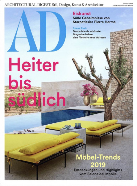 Image of AD ARCHITECTURAL DIGEST
