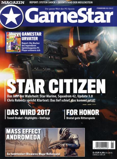 Gamestar Magazin im Abo - aktuelles Zeitschriftencover