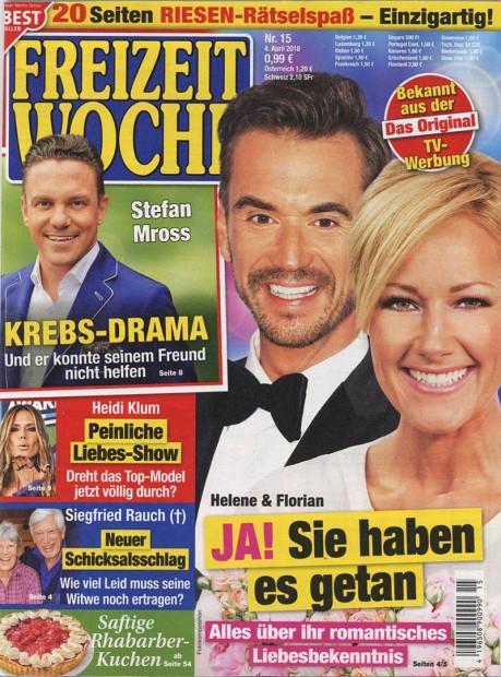 Freizeitwoche im Abo - aktuelles Zeitschriftencover